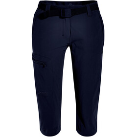 Maier Sports Inara Slim korte broek Dames, night sky